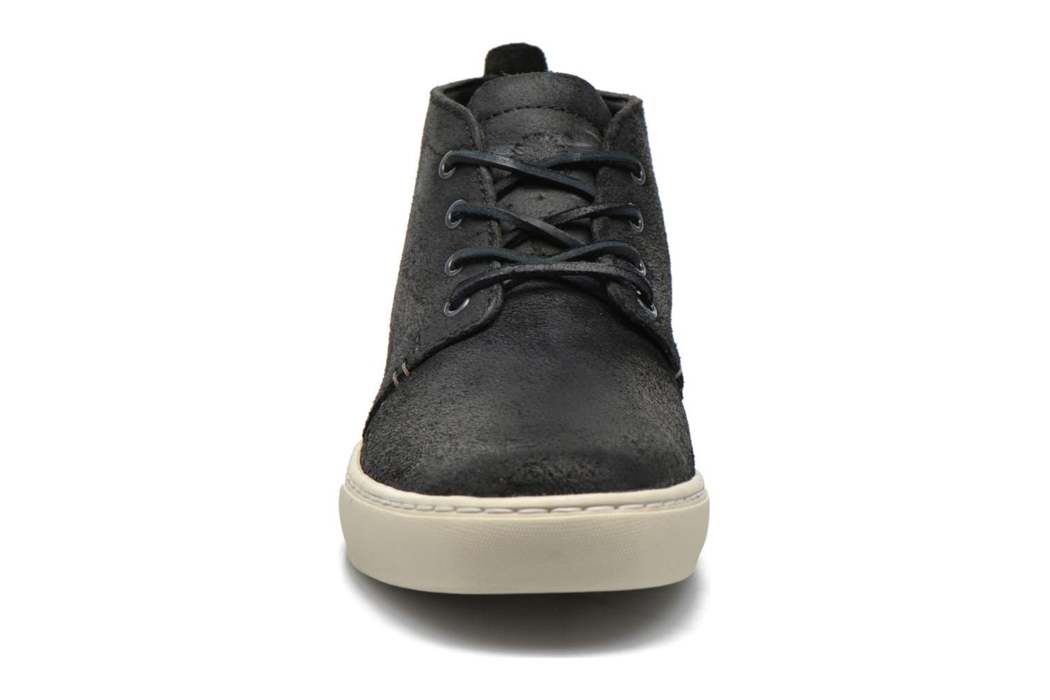 Trainers Timberland Adventure 2.0 Cupsole Chukka Black model view