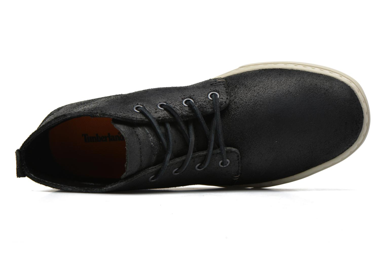 Sneaker Timberland Adventure 2.0 Cupsole Chukka schwarz ansicht von links
