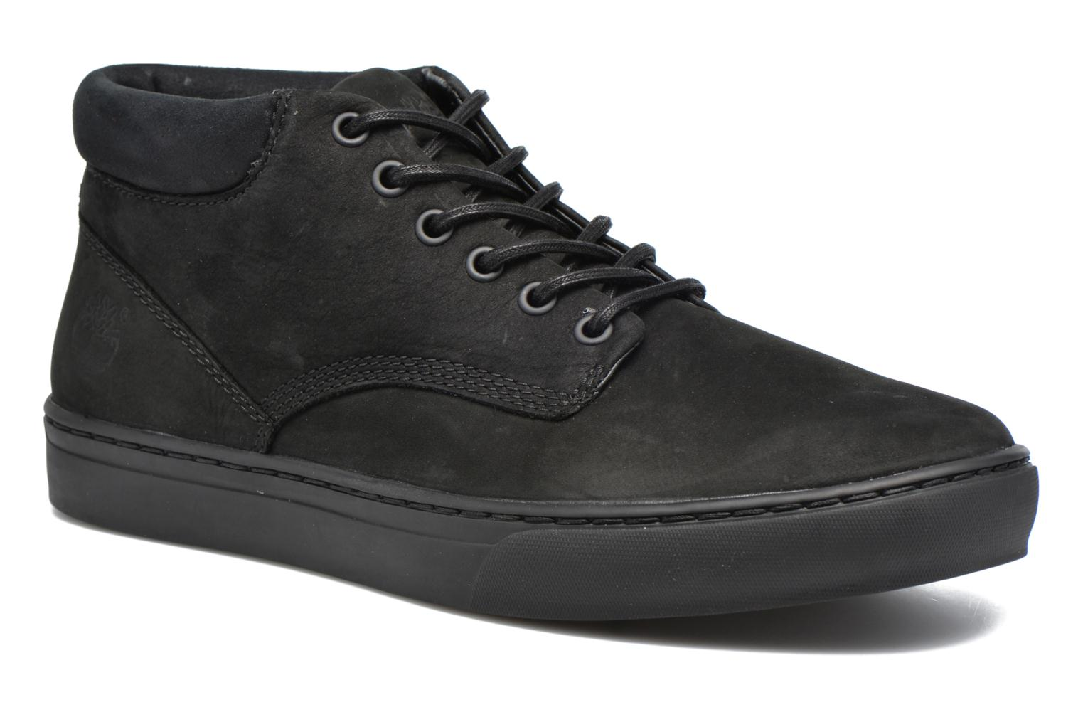 Trainers Timberland Adventure 2.0 Cupsole Chukka Black detailed view/ Pair view