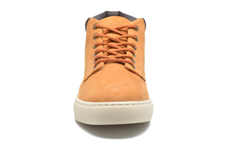 Sneaker Timberland Adventure 2.0 Cupsole Chukka beige schuhe getragen