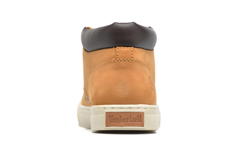Sneaker Timberland Adventure 2.0 Cupsole Chukka beige ansicht von rechts