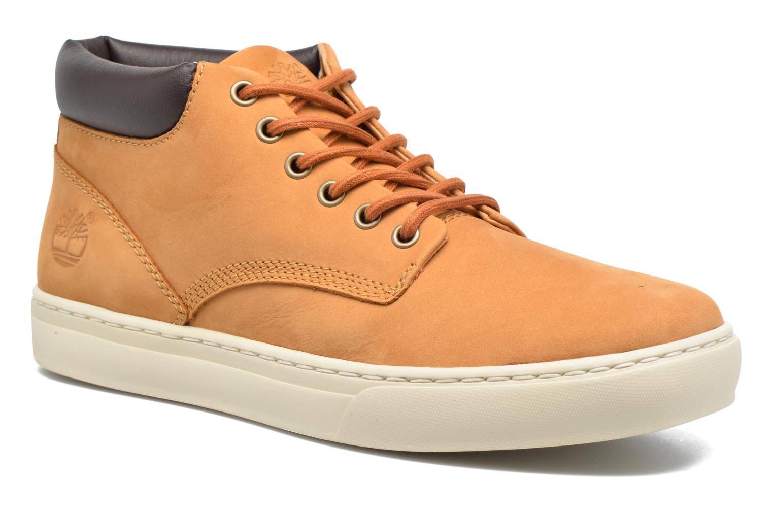 Adventure 2.0 Cupsole Chukka Wheat Nubuck