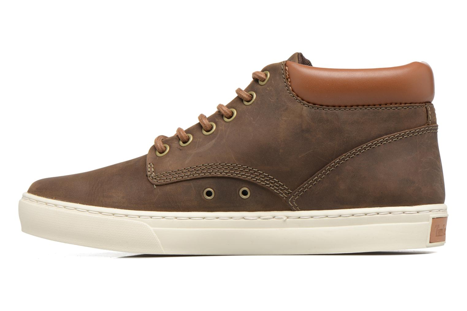 Baskets Timberland Adventure 2.0 Cupsole Chukka Marron vue face