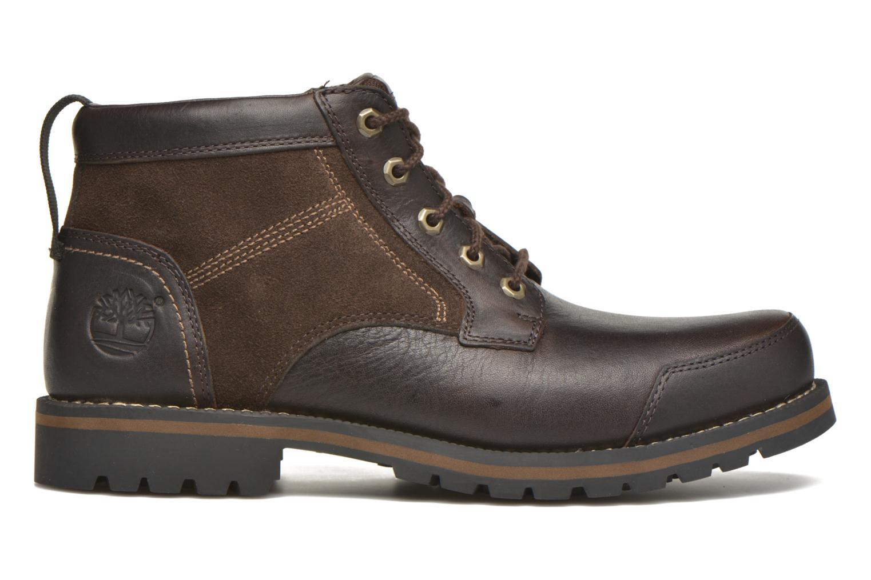 Bottines et boots Timberland Larchmont Chukka Marron vue derrière