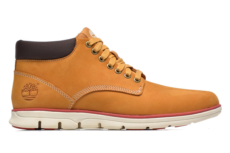 Sneakers Timberland Bradstreet Chukka Leather Beige achterkant