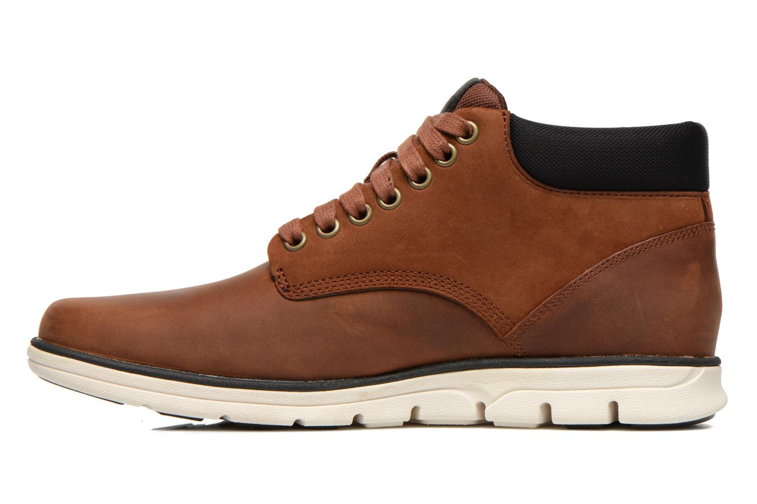 Trainers Timberland Bradstreet Chukka Leather Brown front view
