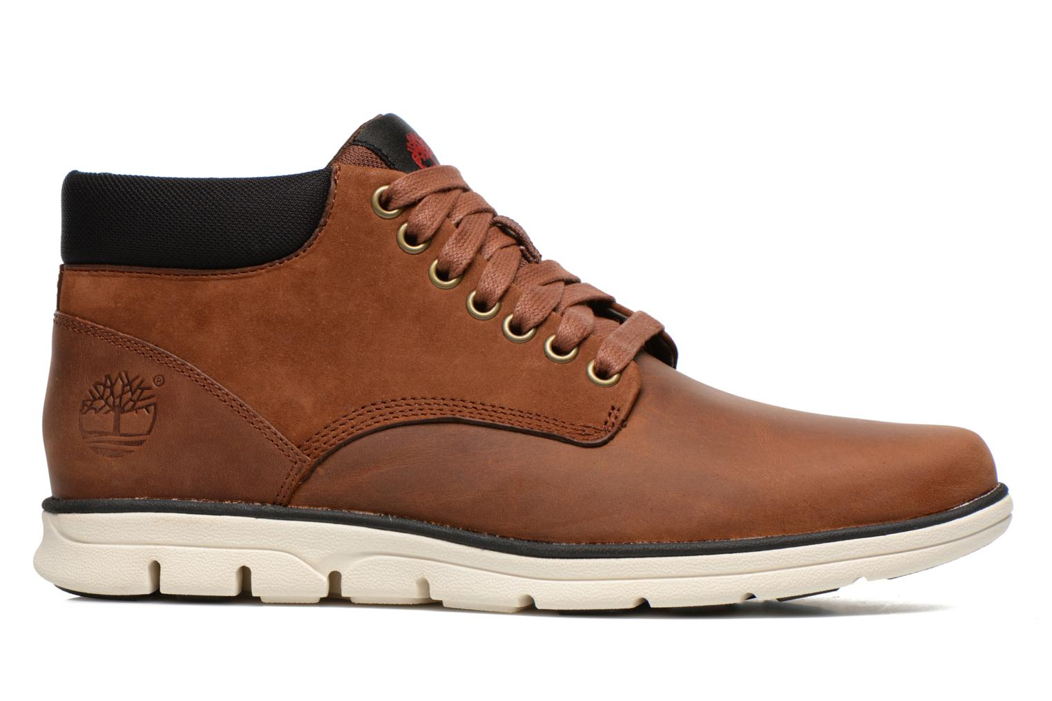Trainers Timberland Bradstreet Chukka Leather Brown back view