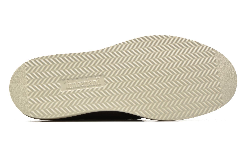 Chaussures à lacets Timberland Newmarket Chukka Marron vue haut