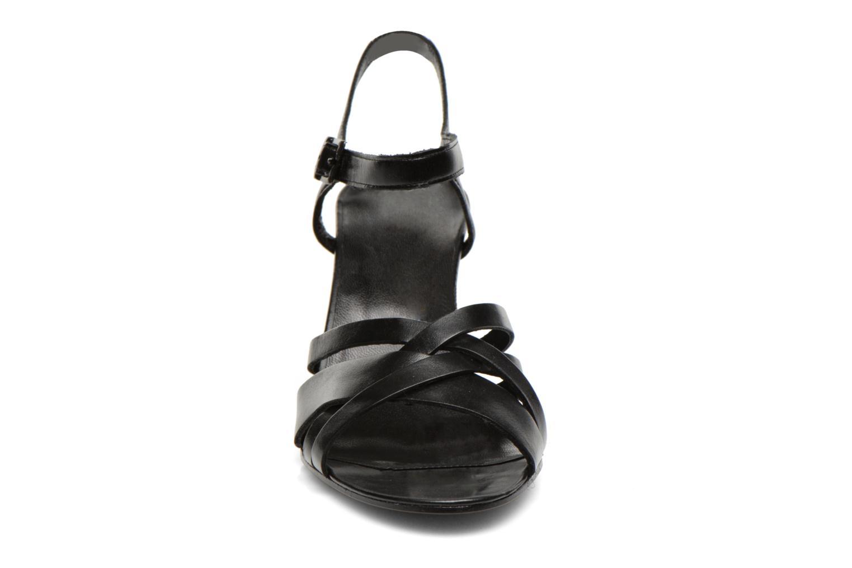 Sandales et nu-pieds Elizabeth Stuart Borel 304 Noir vue portées chaussures