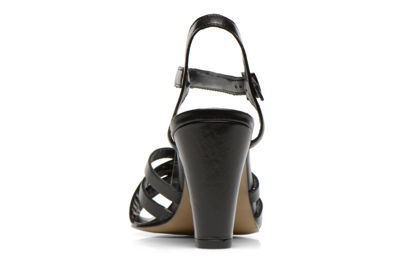 Sandales et nu-pieds Elizabeth Stuart Borel 304 Noir vue droite
