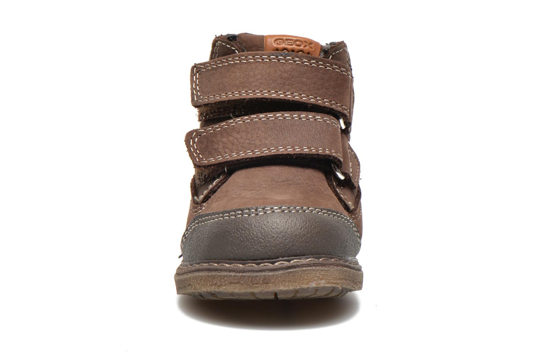 Bottines et boots Geox B GLIMMER B B44P8A Marron vue portées chaussures