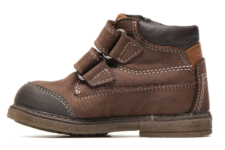 Bottines et boots Geox B GLIMMER B B44P8A Marron vue face