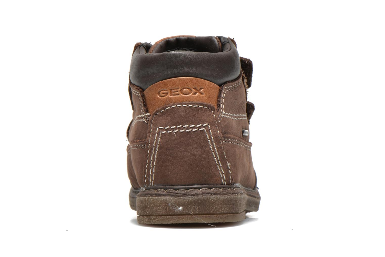 Bottines et boots Geox B GLIMMER B B44P8A Marron vue droite