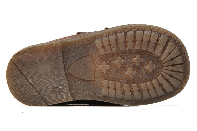 Bottines et boots Geox B GLIMMER B B44P8A Marron vue haut