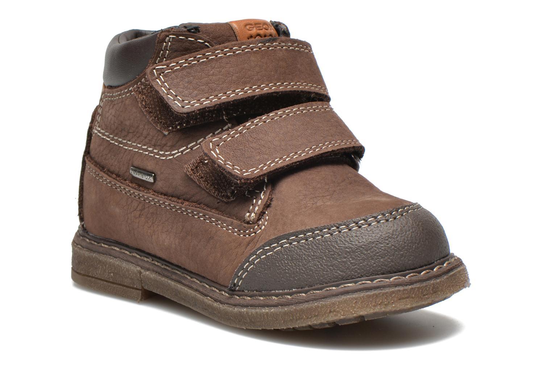 Bottines et boots Geox B GLIMMER B B44P8A Marron vue détail/paire