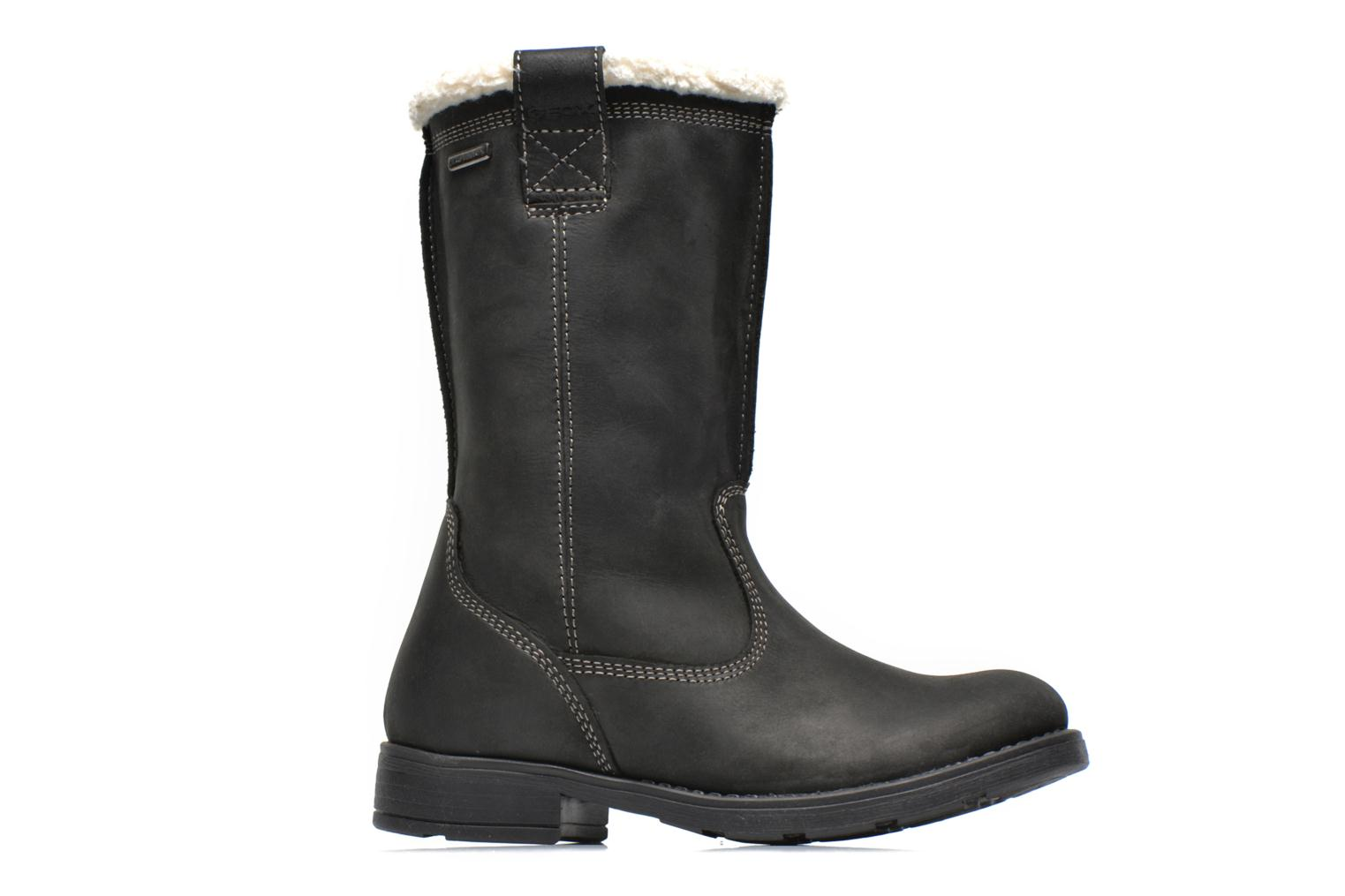 Ankle boots Geox J SOFIA BOY E J44A2E Black back view