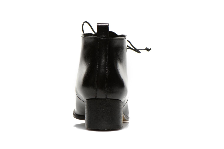 Chaussures à lacets Elizabeth Stuart Ibis 304 Noir vue droite