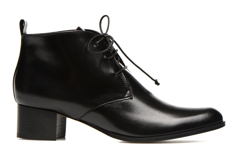 Chaussures à lacets Elizabeth Stuart Ibis 304 Noir vue derrière