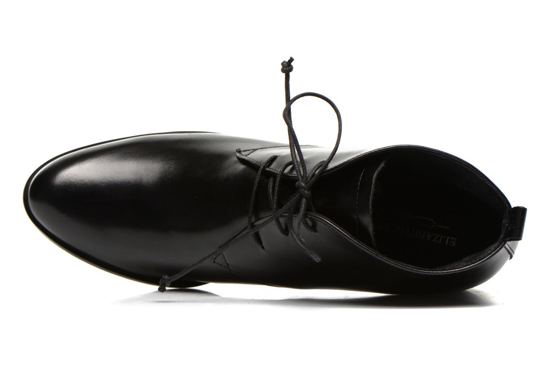 Chaussures à lacets Elizabeth Stuart Ibis 304 Noir vue gauche