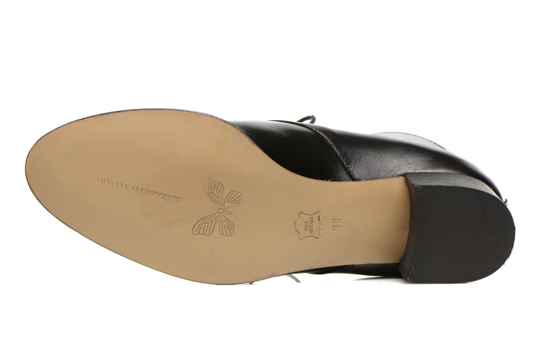 Chaussures à lacets Elizabeth Stuart Ibis 304 Noir vue haut