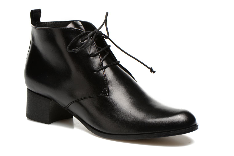 Chaussures à lacets Elizabeth Stuart Ibis 304 Noir vue détail/paire