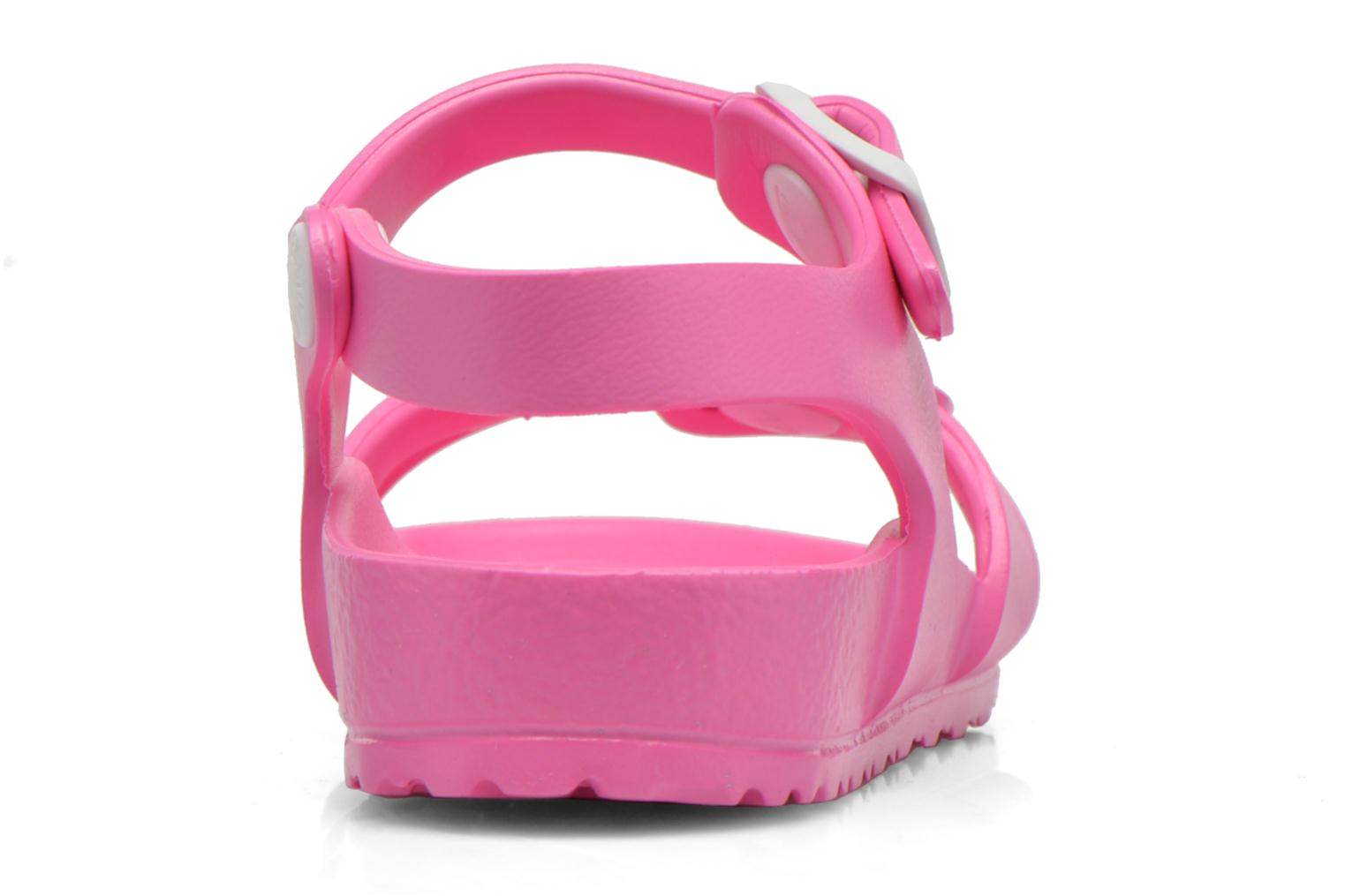 Sandals Birkenstock Rio EVA Pink view from the right