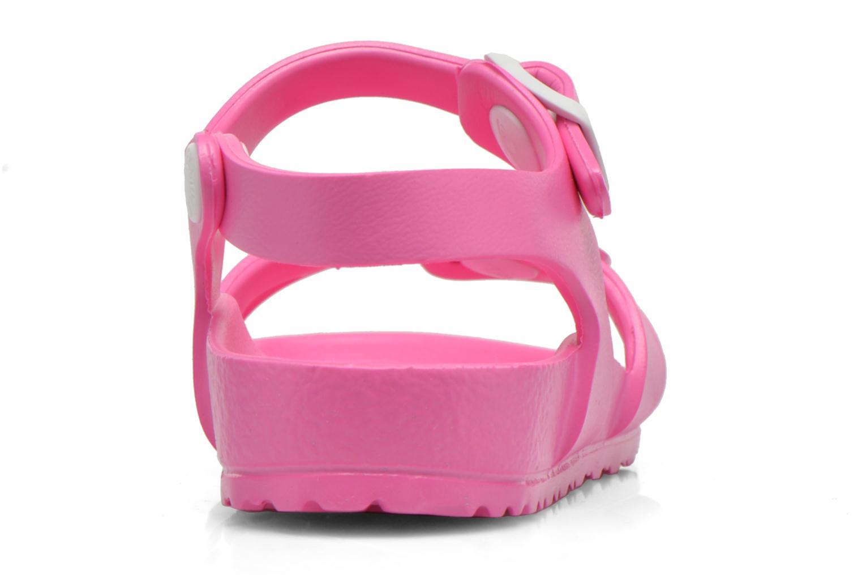 Sandaler Birkenstock Rio EVA Pink Se fra højre