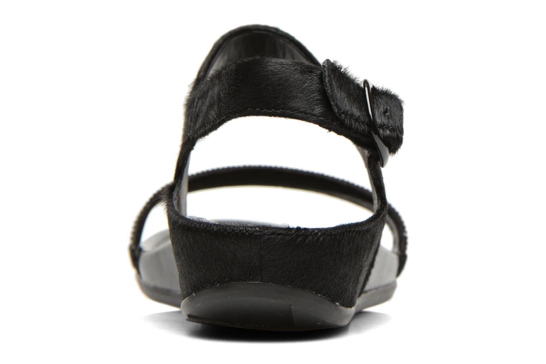 Sandales et nu-pieds FitFlop Banda Micro C Noir vue droite