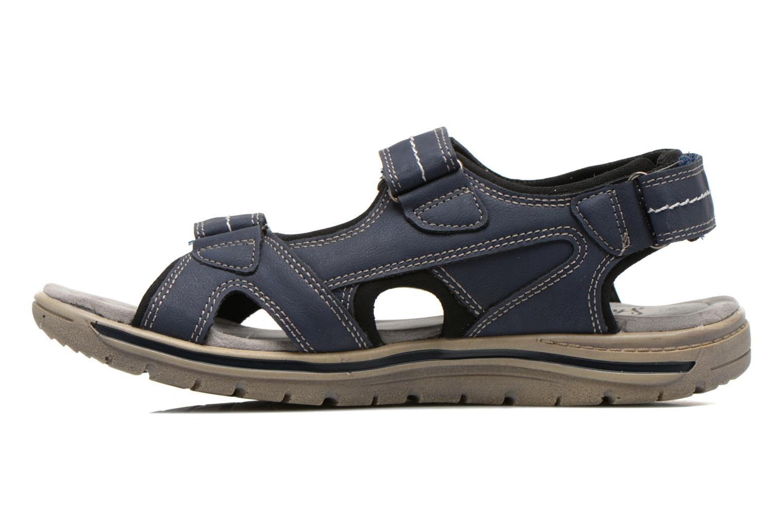 Sandalen I Love Shoes Sucolle Blauw voorkant