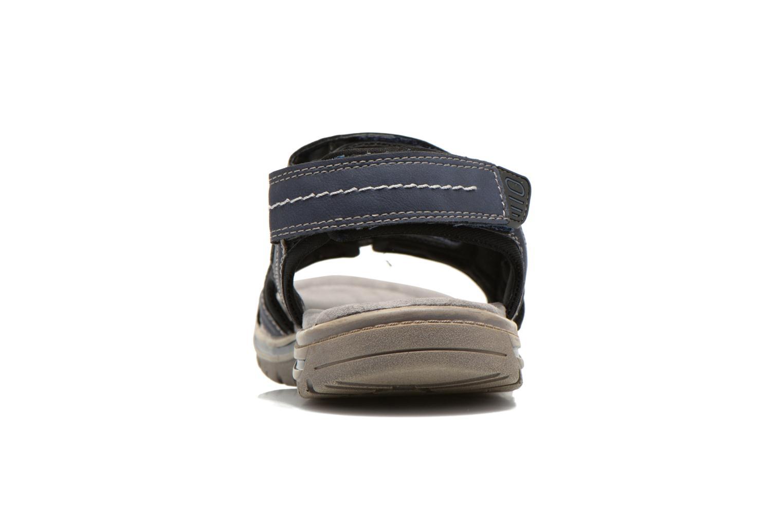 Sandalen I Love Shoes Sucolle Blauw rechts