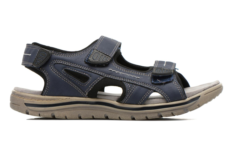 Sandalen I Love Shoes Sucolle Blauw achterkant