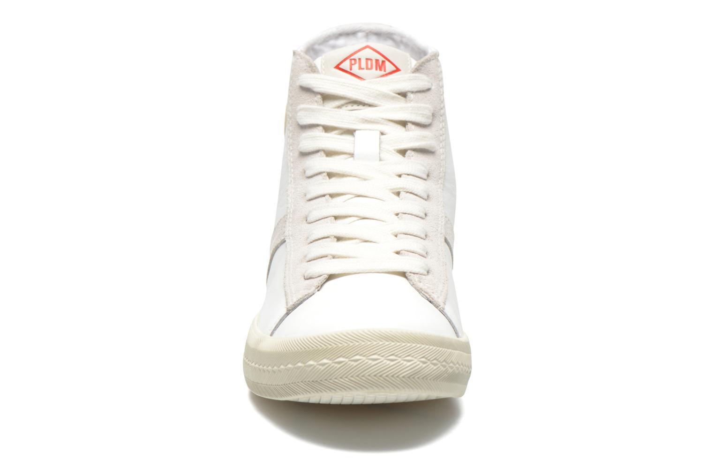 Baskets P-L-D-M By Palladium Braden Cash Blanc vue portées chaussures