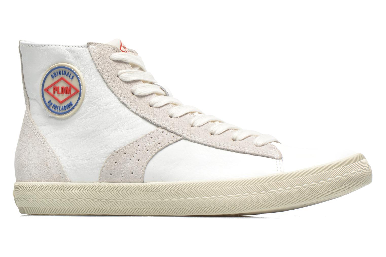 Sneaker P-L-D-M By Palladium Braden Cash weiß ansicht von hinten