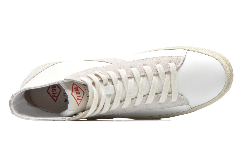 Sneaker P-L-D-M By Palladium Braden Cash weiß ansicht von links