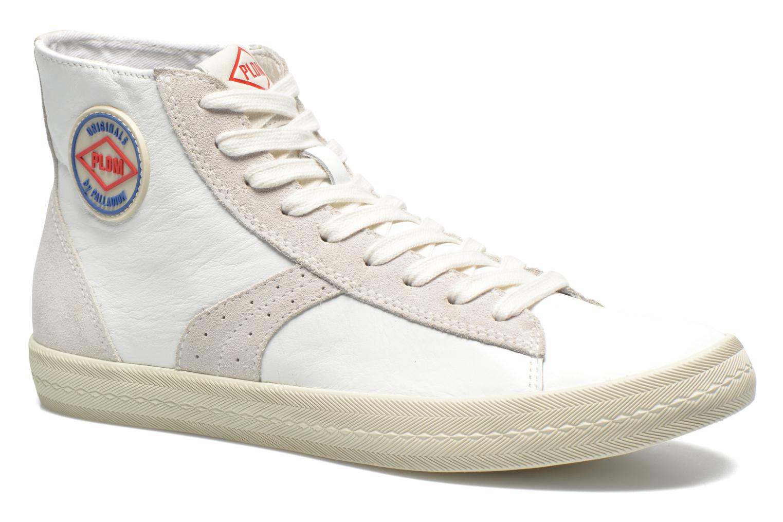 Sneakers P-L-D-M By Palladium Braden Cash Wit detail