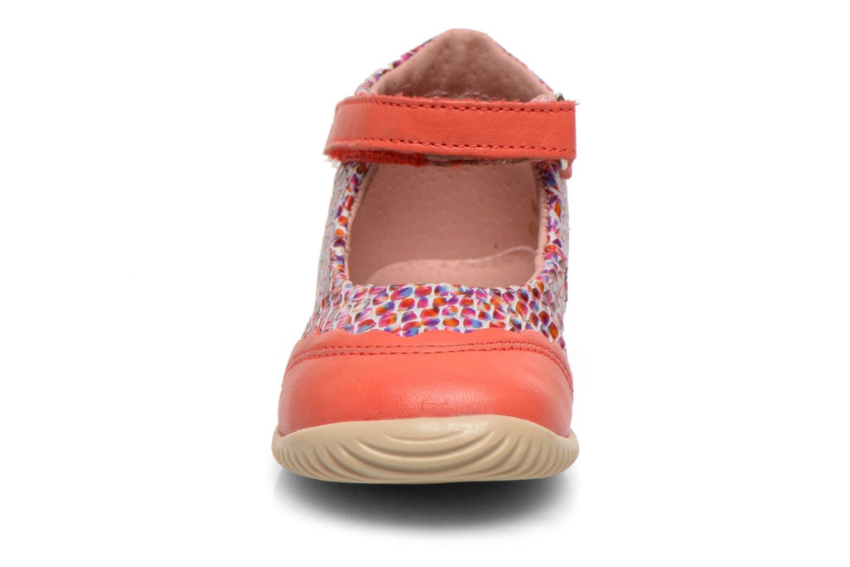 Ballerinas Aster Deonia orange schuhe getragen
