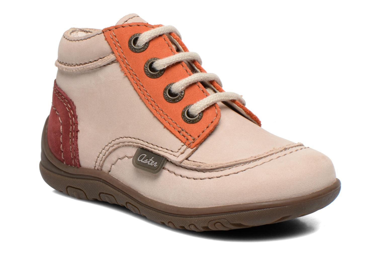 Bottines et boots Aster Tirlo Beige vue détail/paire