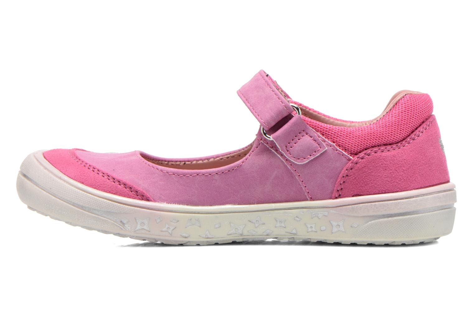 Ballerines I Love Shoes Subabies Rose vue face