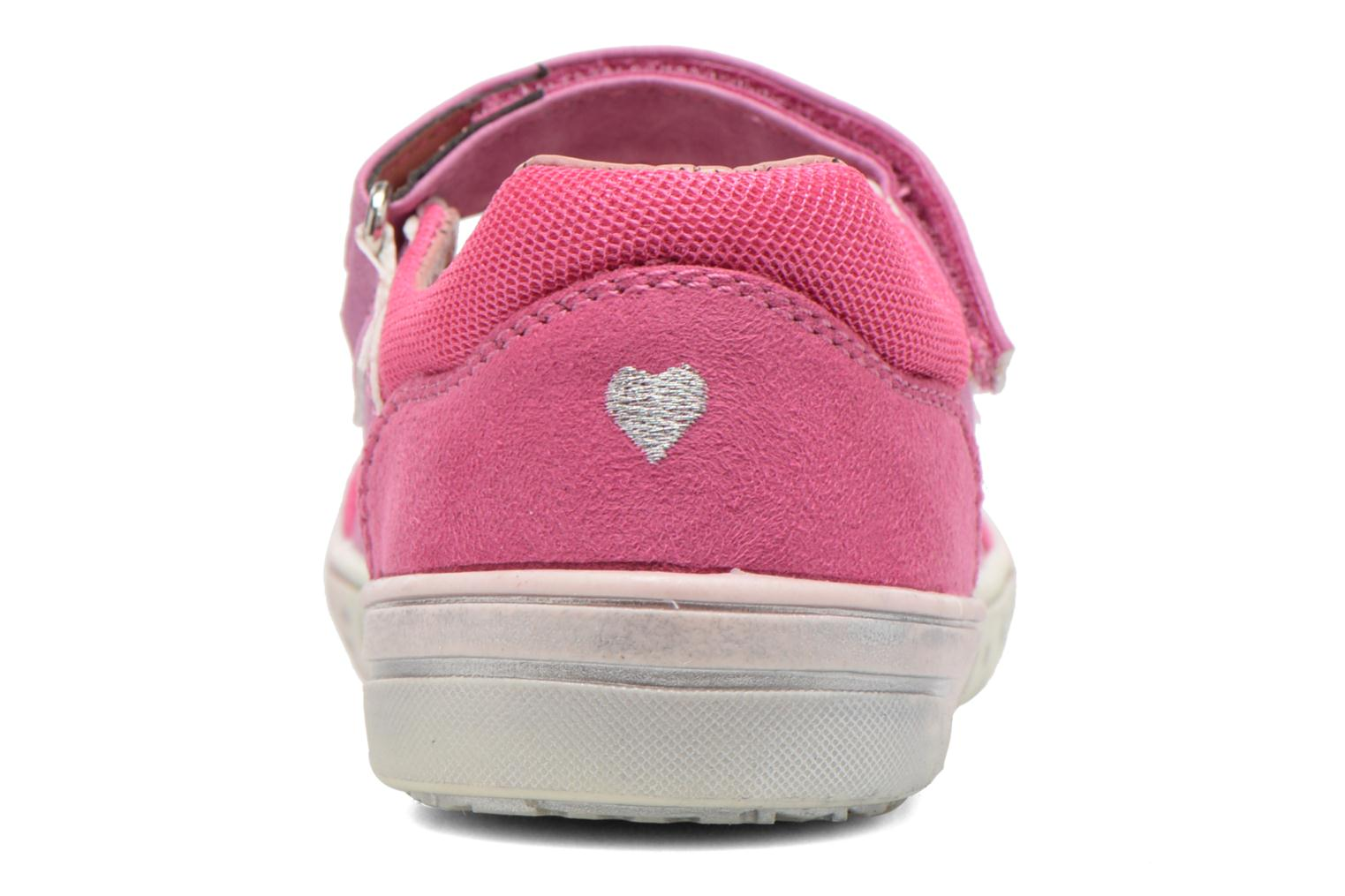 Ballerines I Love Shoes Subabies Rose vue droite