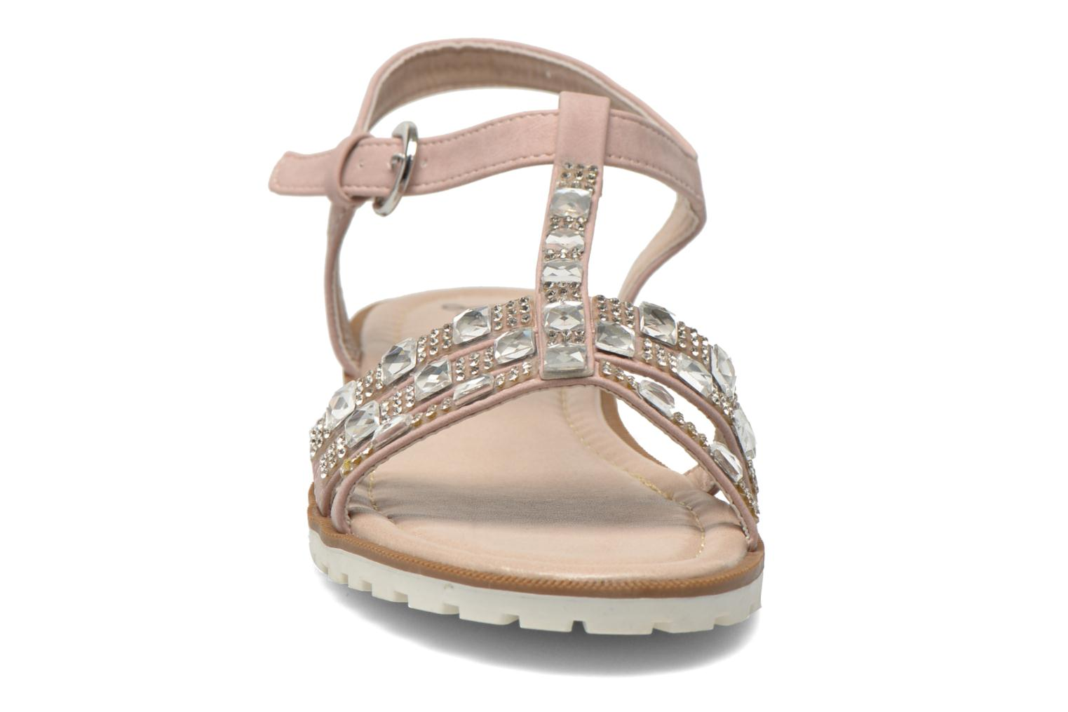 Sandals I Love Shoes Sutrass Pink model view