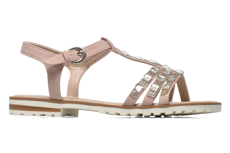 Sandalen I Love Shoes Sutrass rosa ansicht von hinten