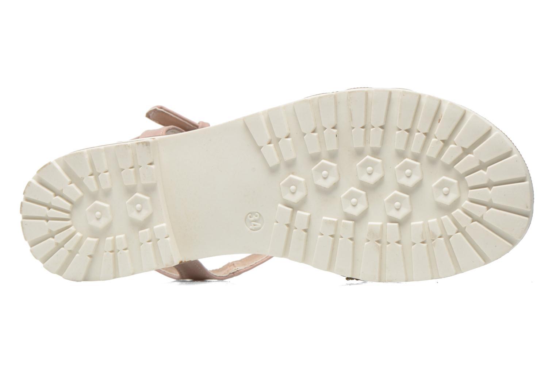 Sandalen I Love Shoes Sutrass rosa ansicht von oben