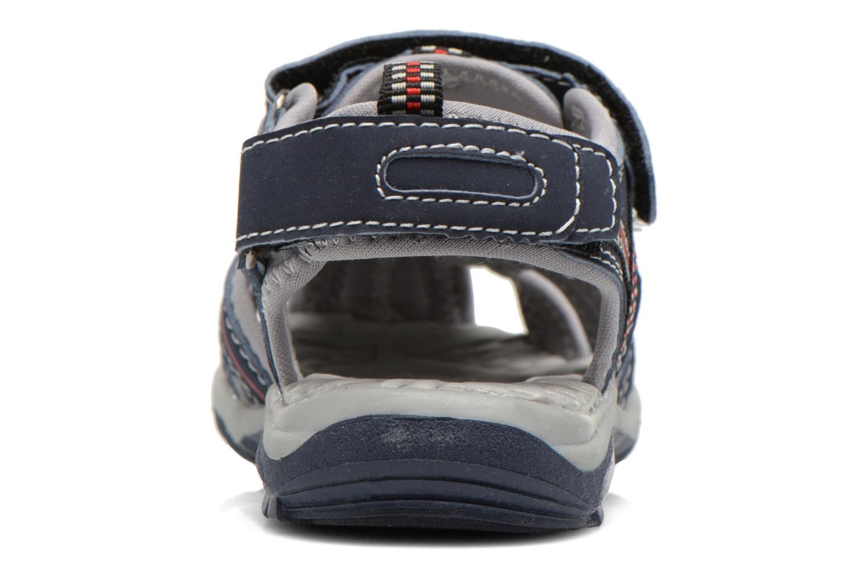 Sandales et nu-pieds I Love Shoes Sulivo Bleu vue droite