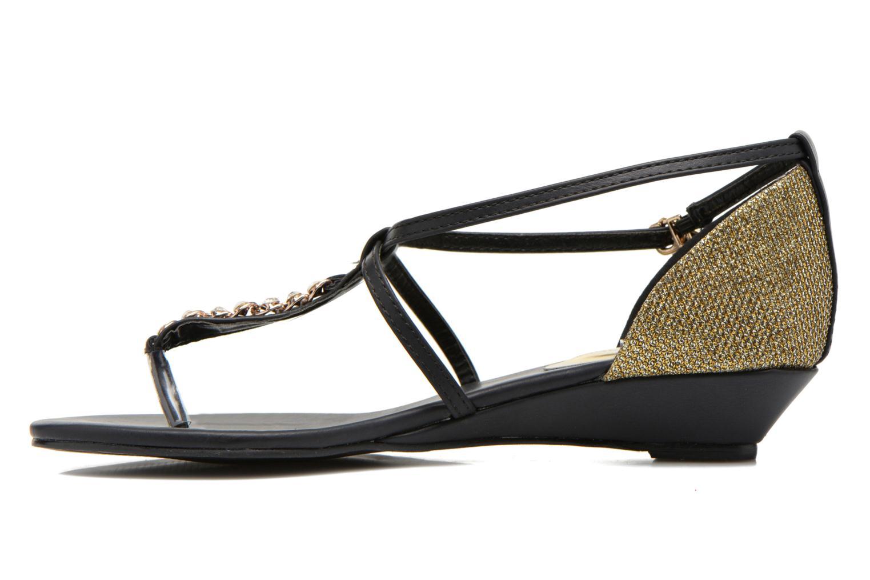 Sandalen Xti Lahira-29506 schwarz ansicht von vorne