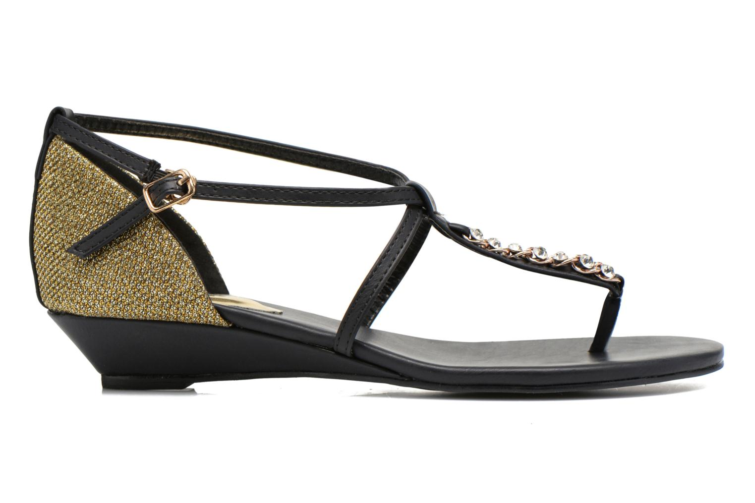 Sandals Xti Lahira-29506 Black back view