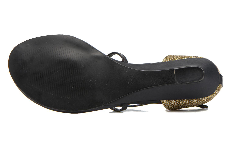 Sandalen Xti Lahira-29506 schwarz ansicht von oben
