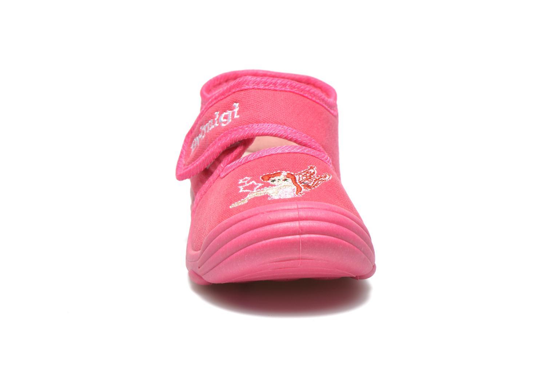 Chaussons Primigi Slippers G3 Rose vue portées chaussures