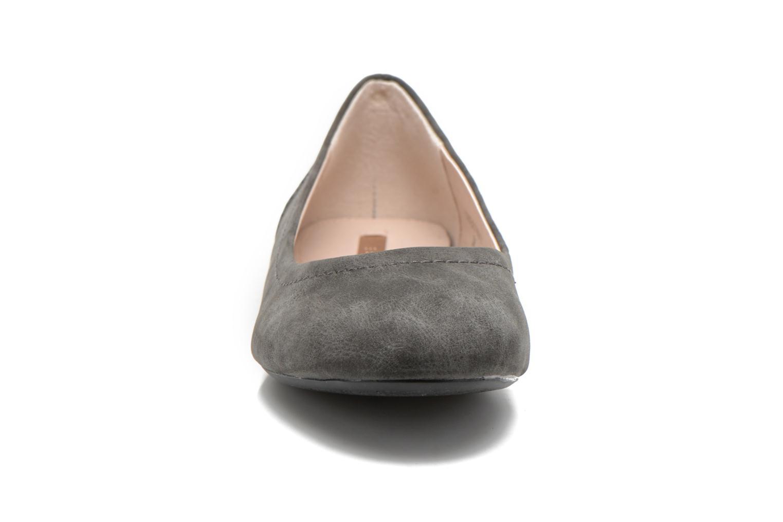 Ballerinas Esprit Aloa Ballerina 1 grau schuhe getragen