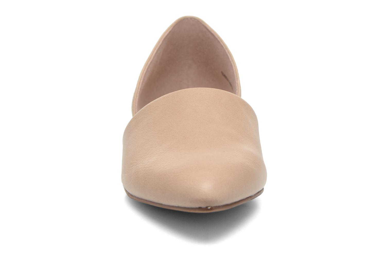 Ballerines Esprit Veruska Beige vue portées chaussures