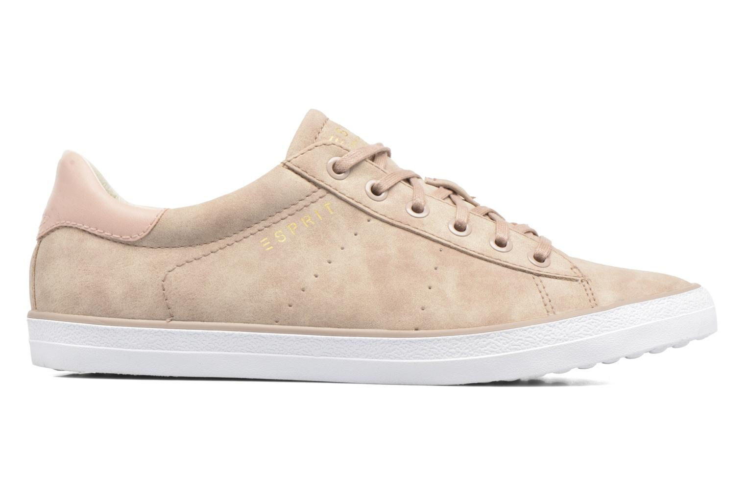 Trainers Esprit Miana Lace Up Pink back view
